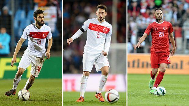 Deutschland-Türkei - Bildquelle: Imago Sportfoto