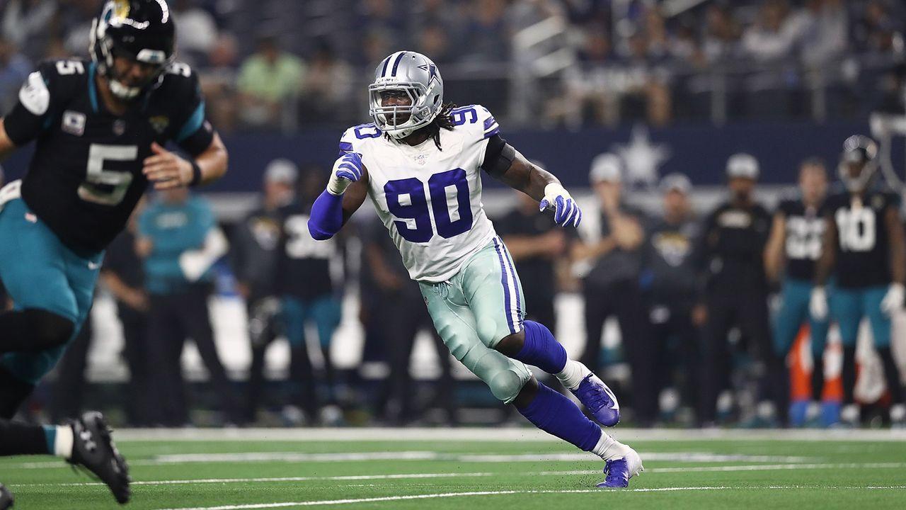 Dallas Cowboys: DeMarcus Lawrence - Bildquelle: 2018 Getty Images