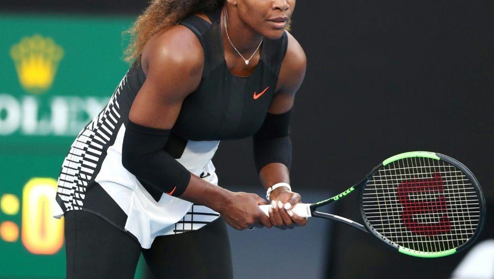 Serena Williams steht vor ihrem Comeback - Bildquelle: PIXATHLONPIXATHLONSID