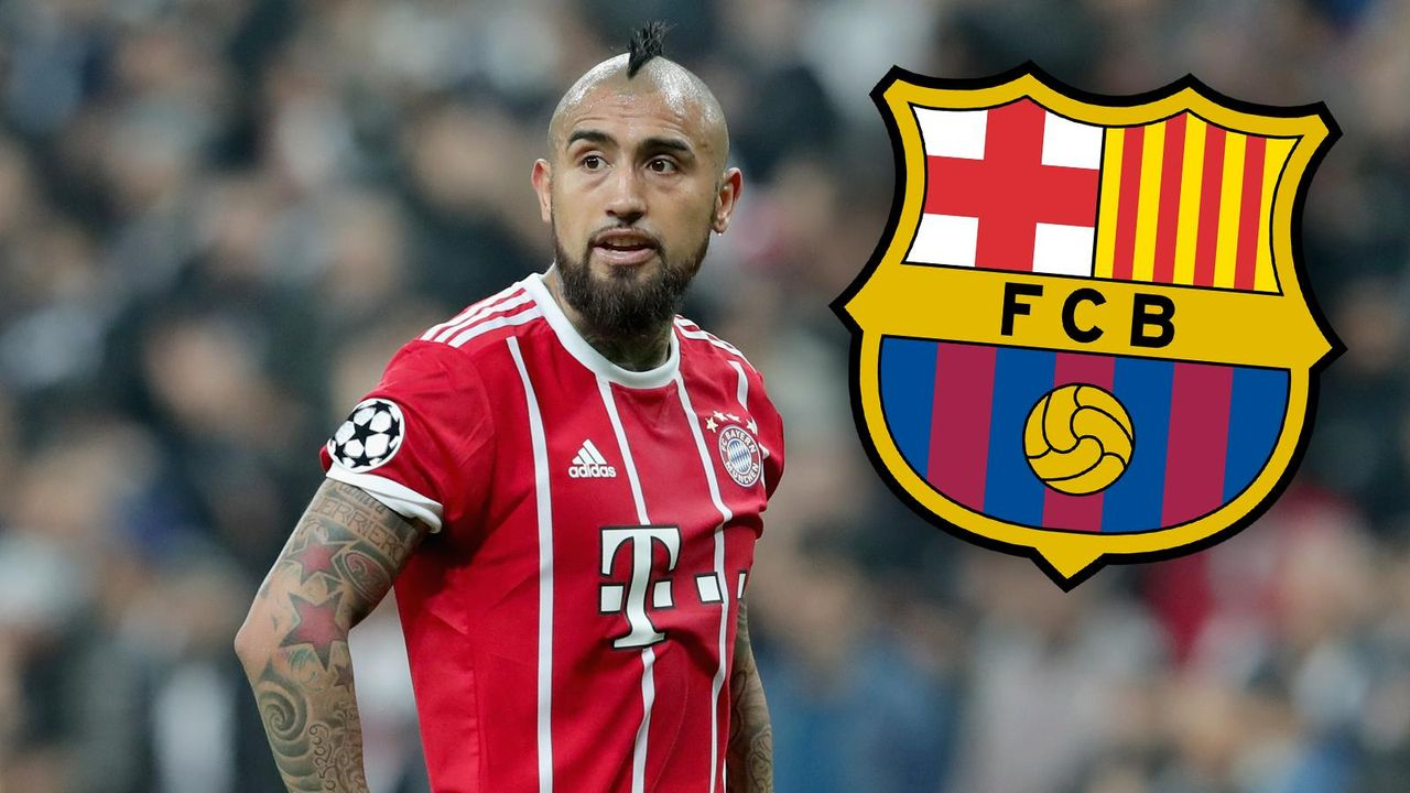 Arturo Vidal (Abgang FC Bayern München) - Bildquelle: getty