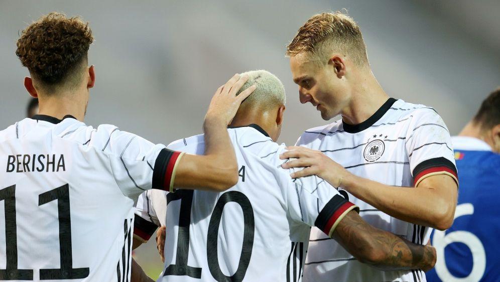 U21: Ohne Ache gegen Bosnien-Herzegowina - Bildquelle: FIROFIROSID
