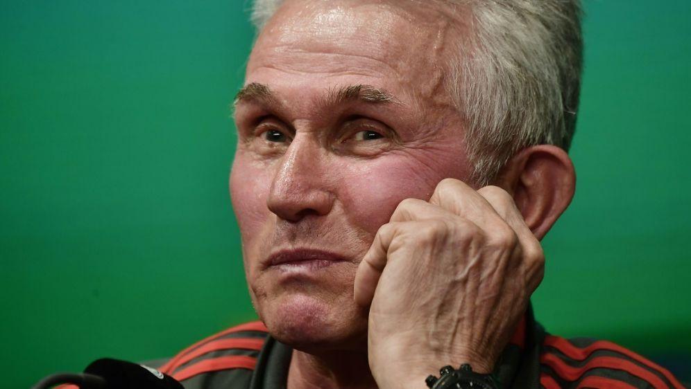 Schrieb einen Nachruf für Charly Stock: Jupp Heynckes - Bildquelle: AFPSIDTOBIAS SCHWARZ