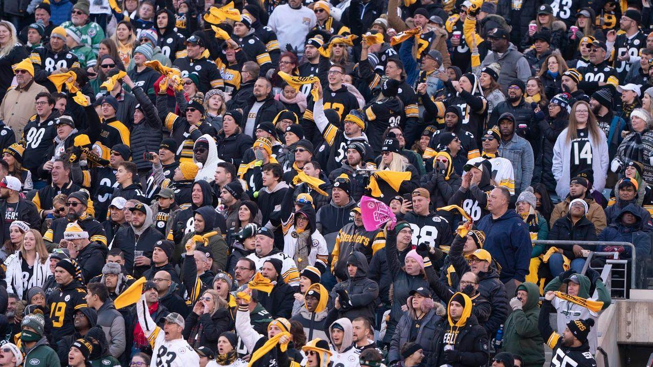 Pittsburgh Steelers - Bildquelle: imago images/Icon SMI
