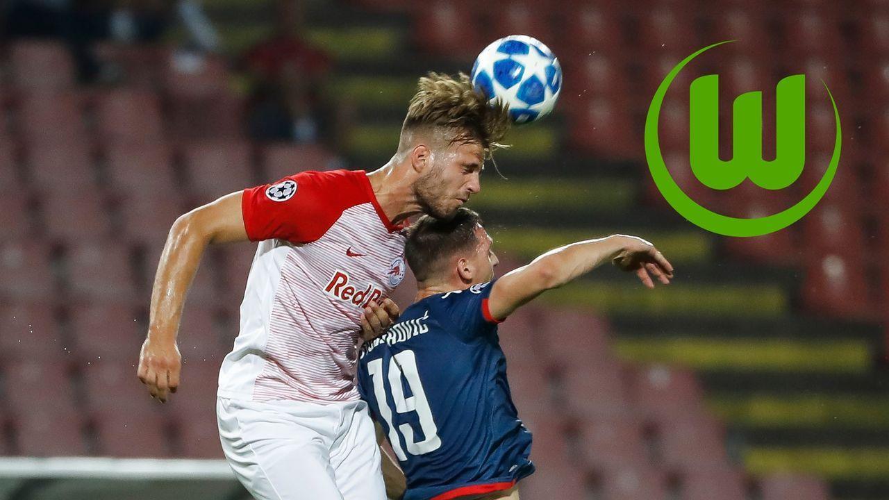 Marin Pongracic (VfL Wolfsburg) - Bildquelle: getty images