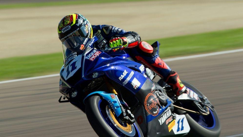 Sandro Cortese wechselt in die Superbike-WM - Bildquelle: AFPSIDDanilo Di Giovanni