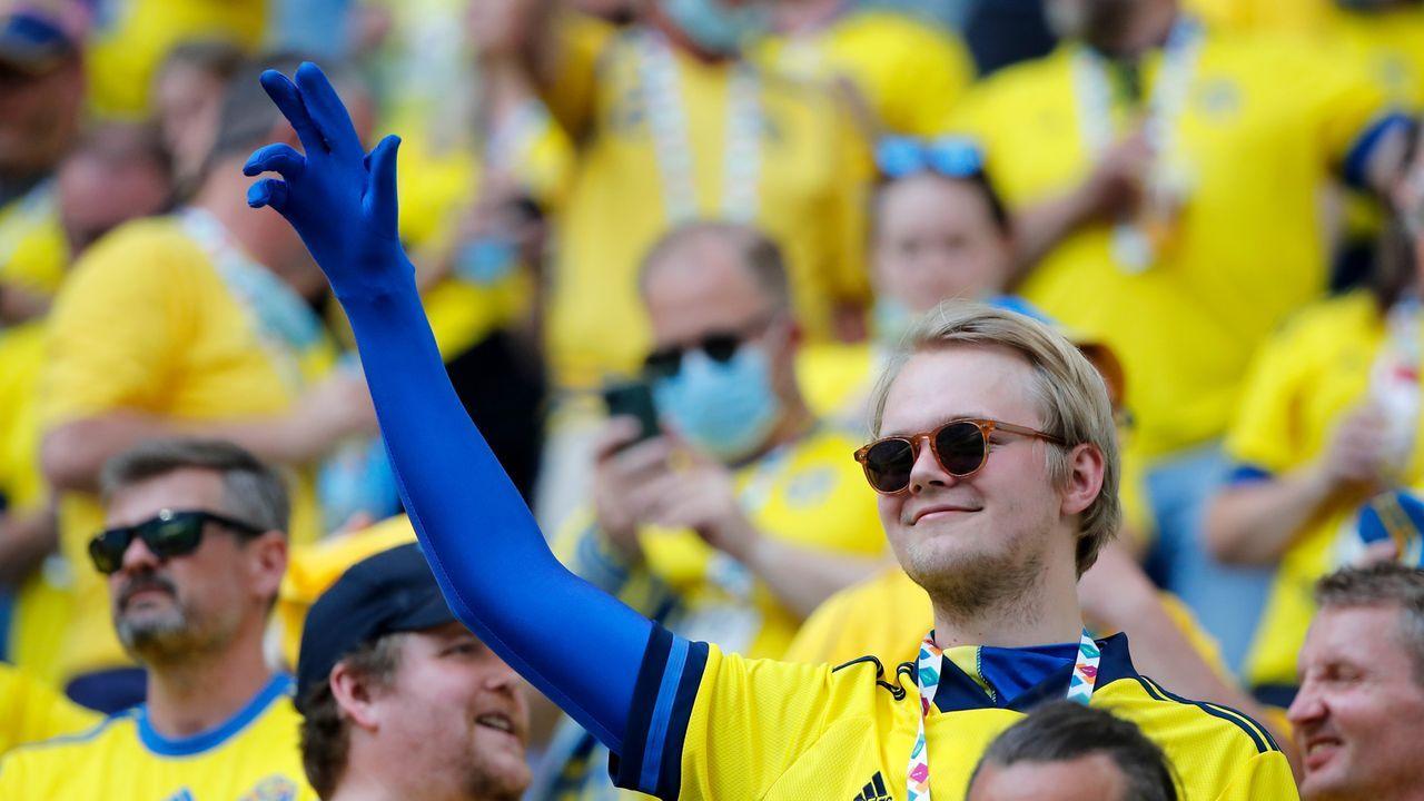 Schwedische Freude in St. Petersburg - Bildquelle: 2021 Getty Images
