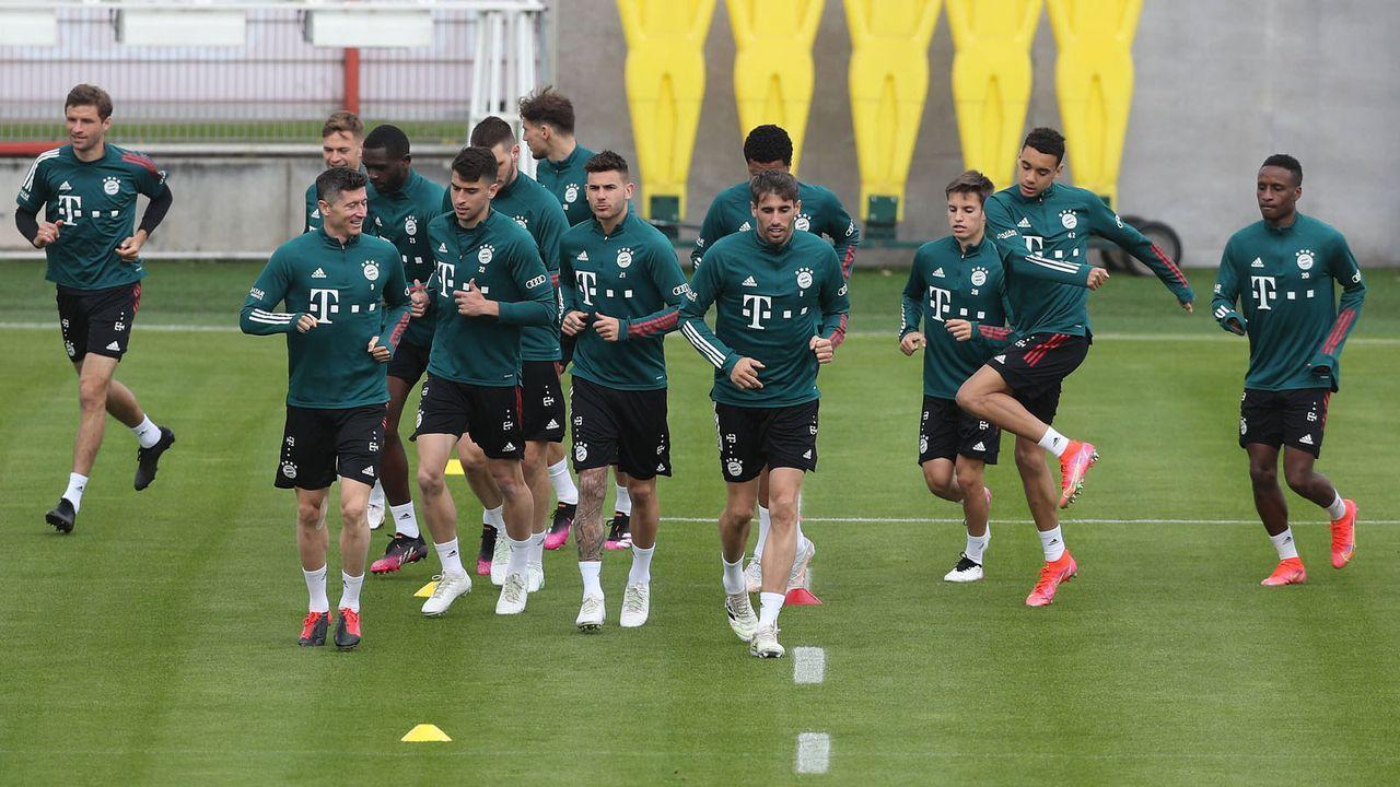 FC Bayern München - Bildquelle: imago images/Eibner