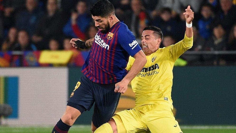 Barcelona und Villarreal trennten sich 4:4 - Bildquelle: AFPSIDJOSE JORDAN