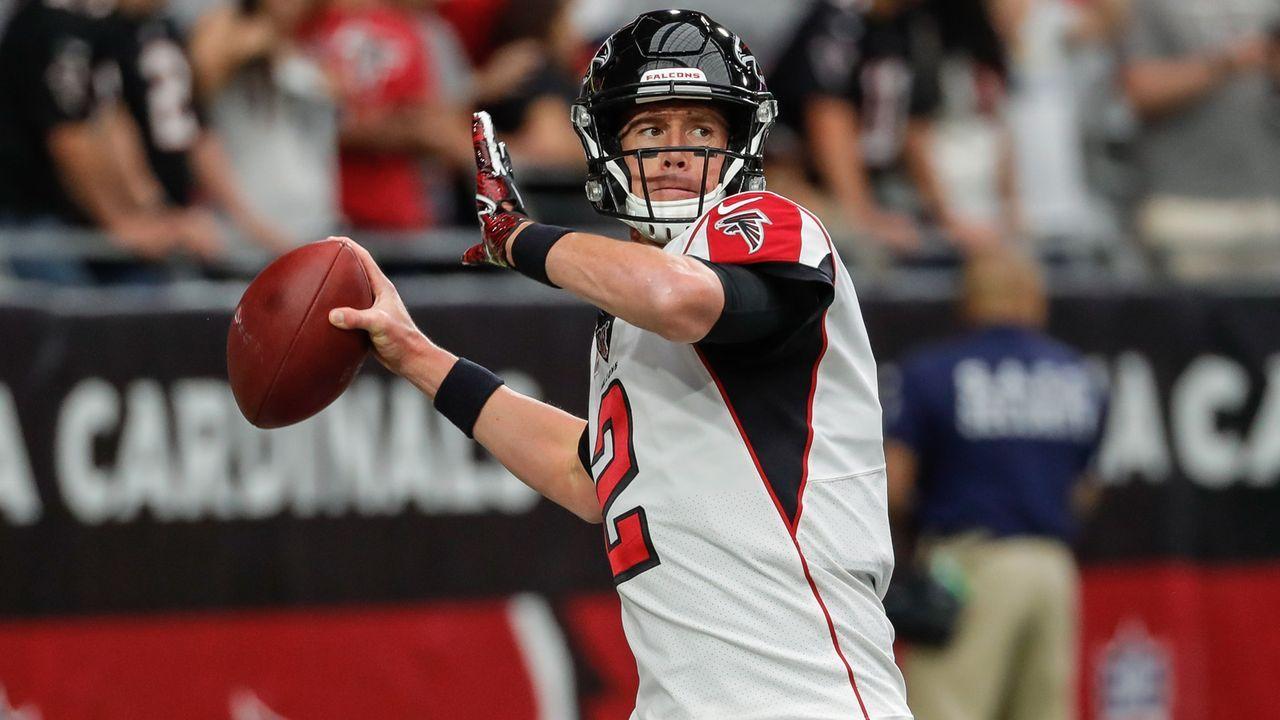 Quarterback: Matt Ryan - Bildquelle: imago images/Icon SMI