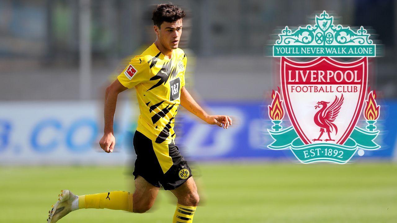 Giovanni Reyna (Borussia Dortmund) - Bildquelle: 2020 Getty Images