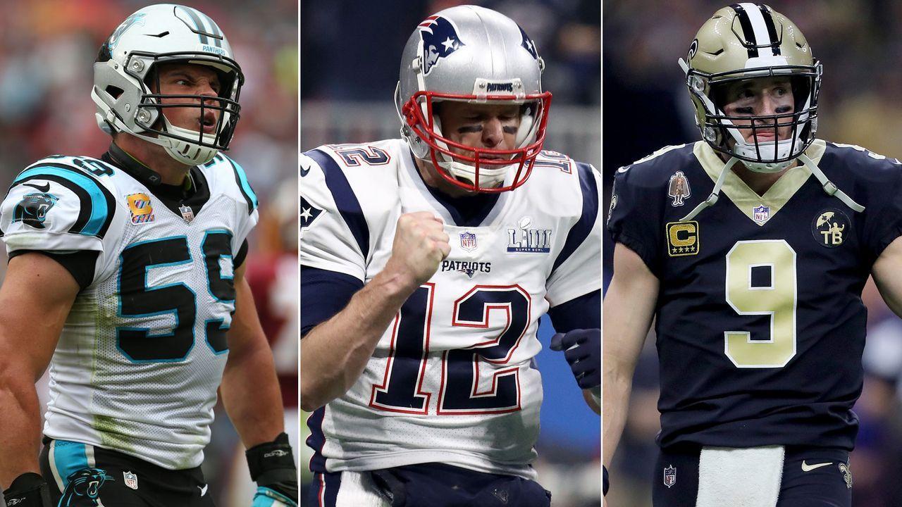 PFF-Ranking: Die 10 besten NFL-Spieler - Bildquelle: Getty Images