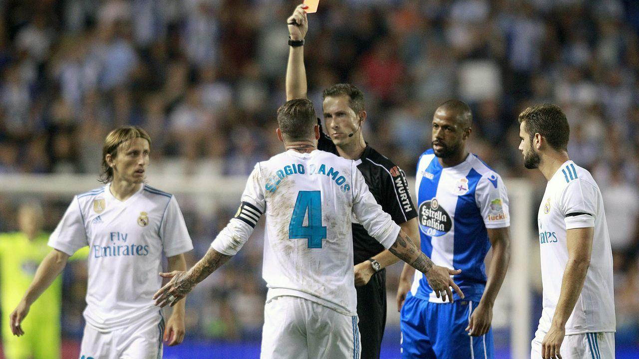 Platz 2 - Sergio Ramos - Bildquelle: imago/Alterphotos