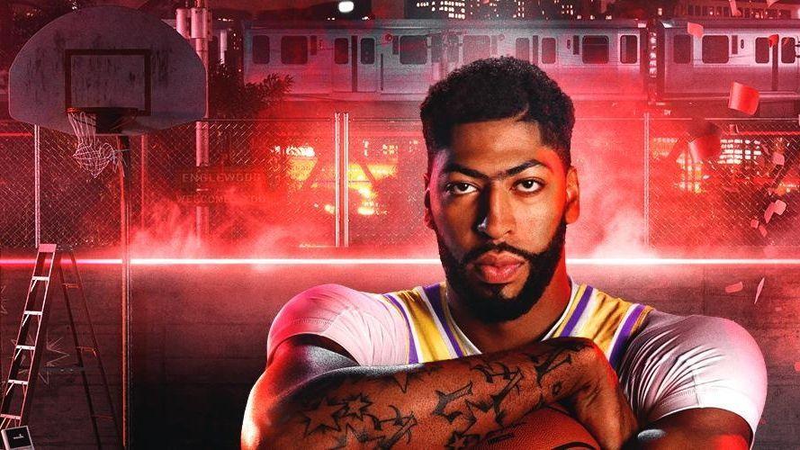 NBA 2K20 (2K Sports)  - Bildquelle: NBA2K, twitter: @NBA2K