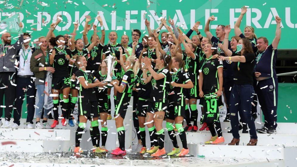 Im Vorjahr triumphierte der Dauersieger aus Wolfsburg - Bildquelle: FIROFIROSID