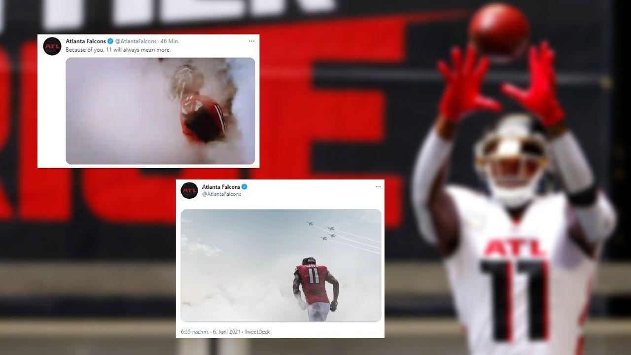 Atlanta Falcons - Bildquelle: Getty