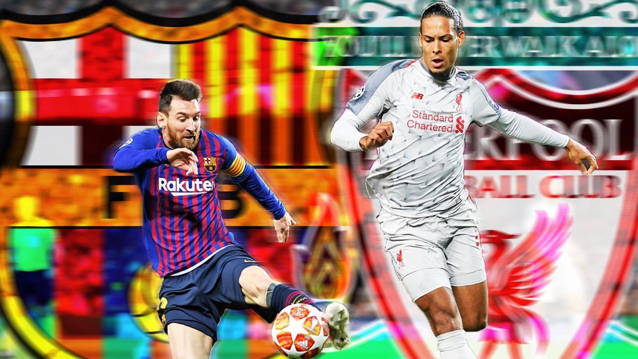 ran-Noten zu FC Barcelona vs FC Liverpool - Bildquelle: Getty
