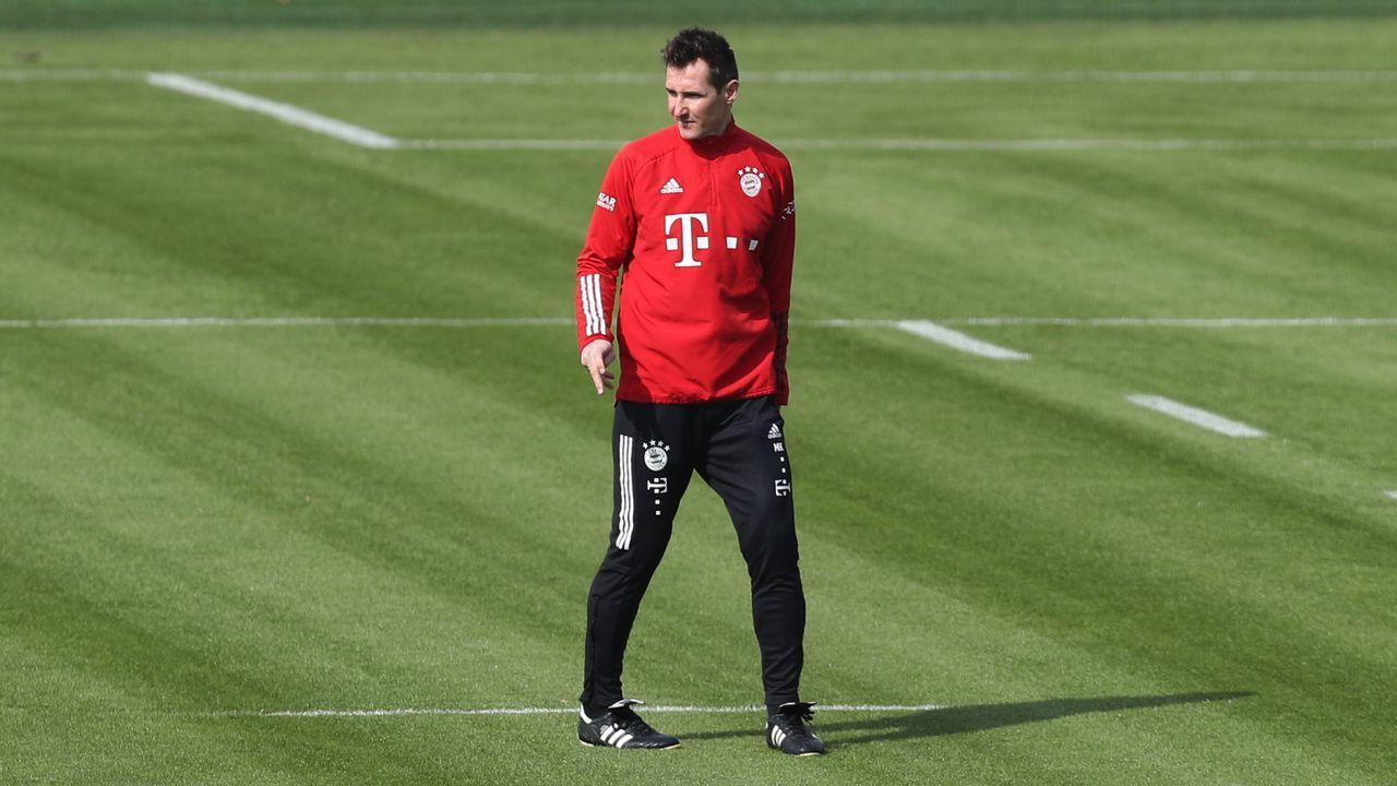 Die möglichen Trainerposten für Miroslav Klose - Bildquelle: Imago