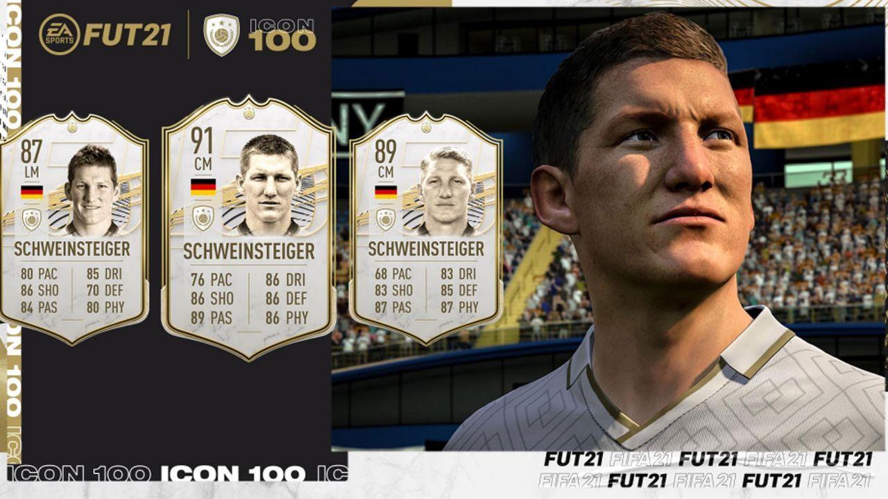 Die neuen Ikonen bei FIFA 21 - Bildquelle: EA Sports