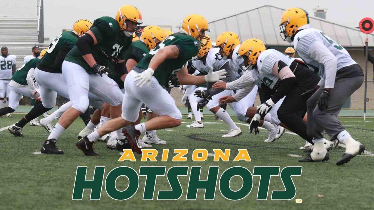 Arizona Hotshots - Bildquelle: AAF