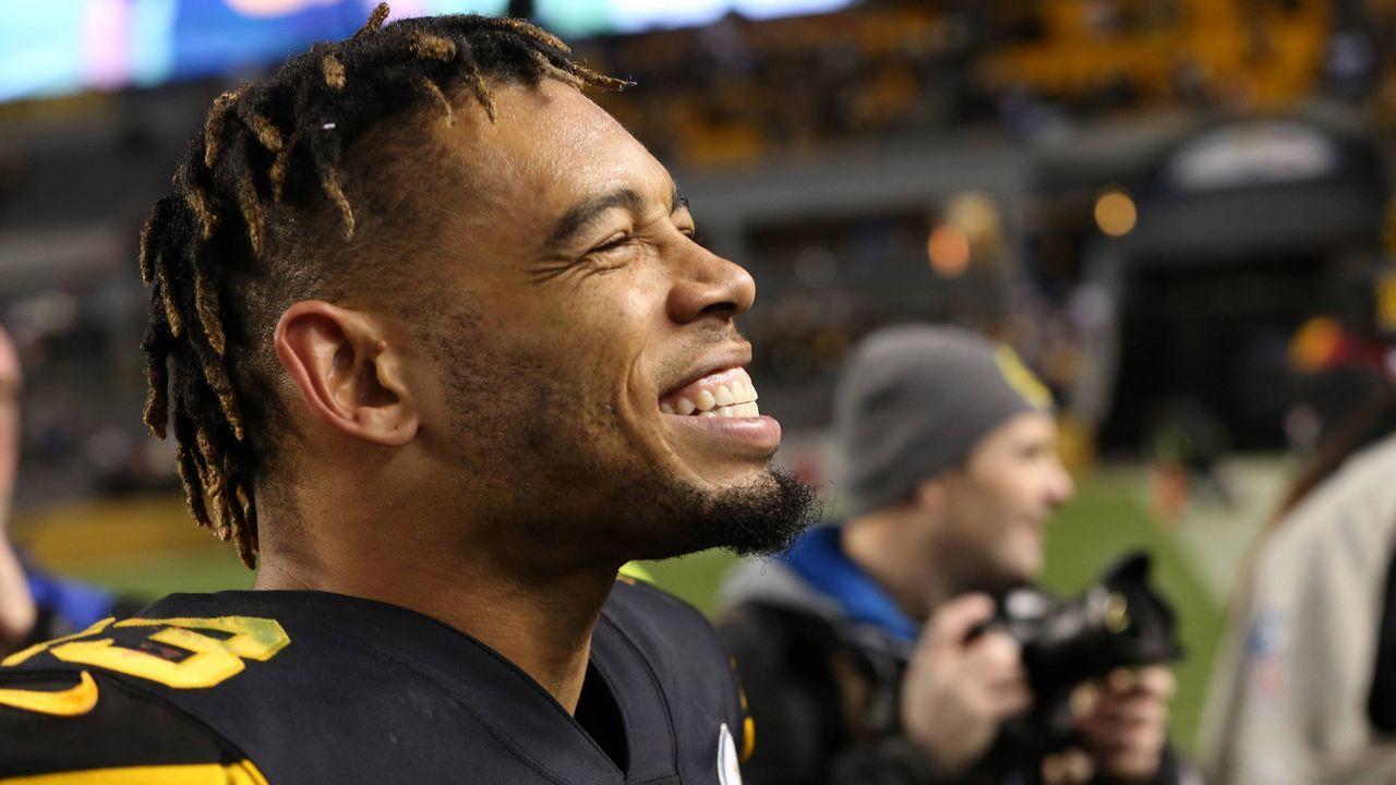 Joe Haden (Pittsburgh Steelers) - Bildquelle: imago