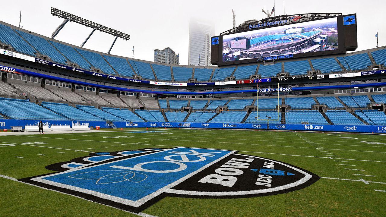 Carolina Panthers: Bank of America Stadium - Bildquelle: Getty Images