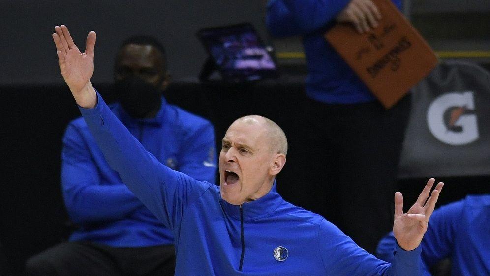 Rick Carlisle kehrt wohl zu den Indiana Pacers zurück - Bildquelle: AFPGETTY IMAGES NORTH AMERICASIDHARRY HOW