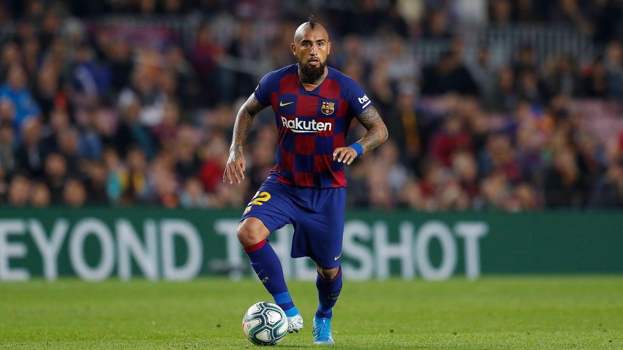 Arturo Vidal (FC Barcelona) - Bildquelle: imago