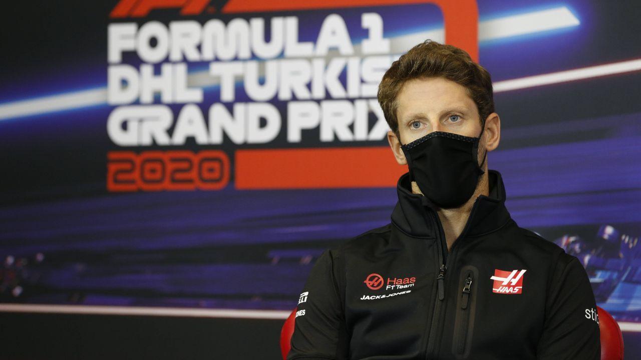 Romain Grosjean - Bildquelle: Imago