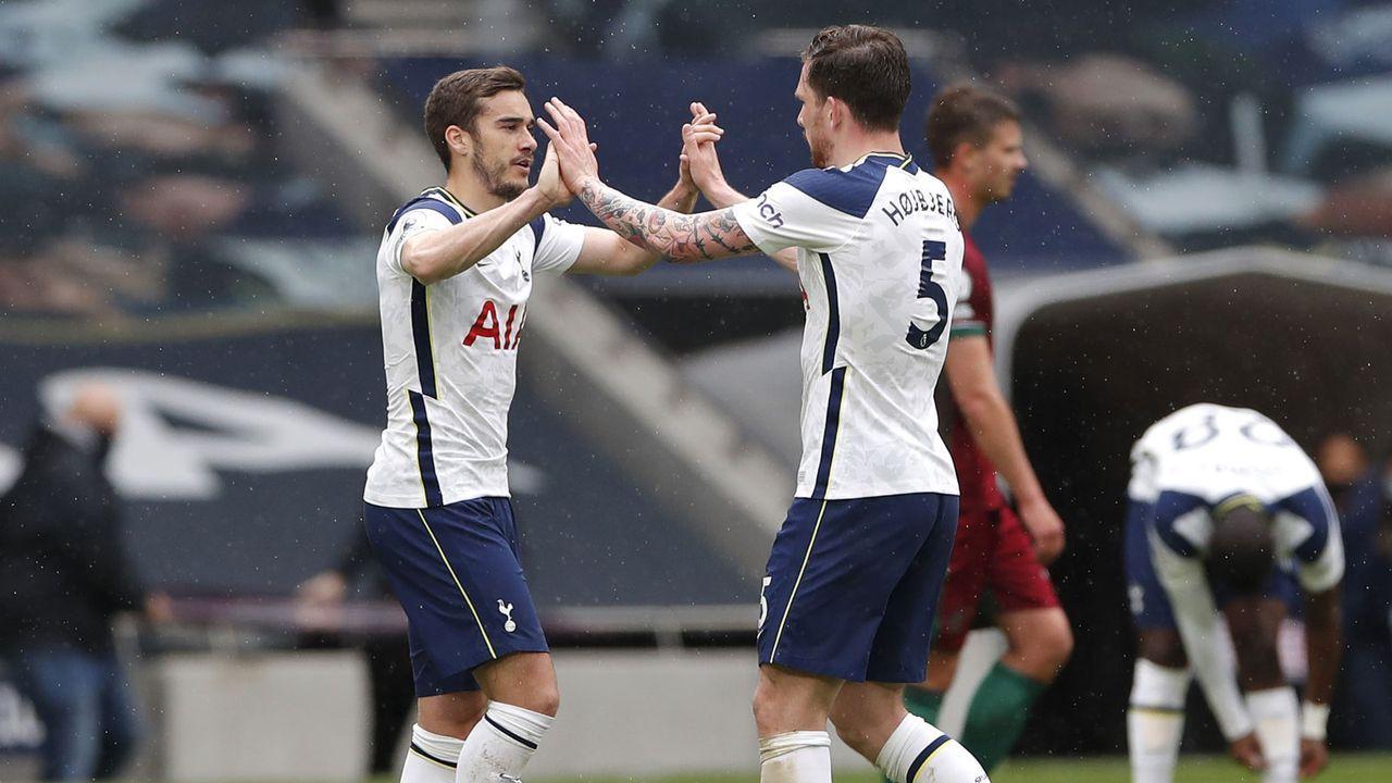 Platz 6: Tottenham Hotspur - Bildquelle: Getty Images