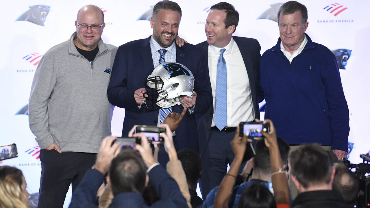 22. Platz: Carolina Panthers - Bildquelle: imago images/ZUMA Press