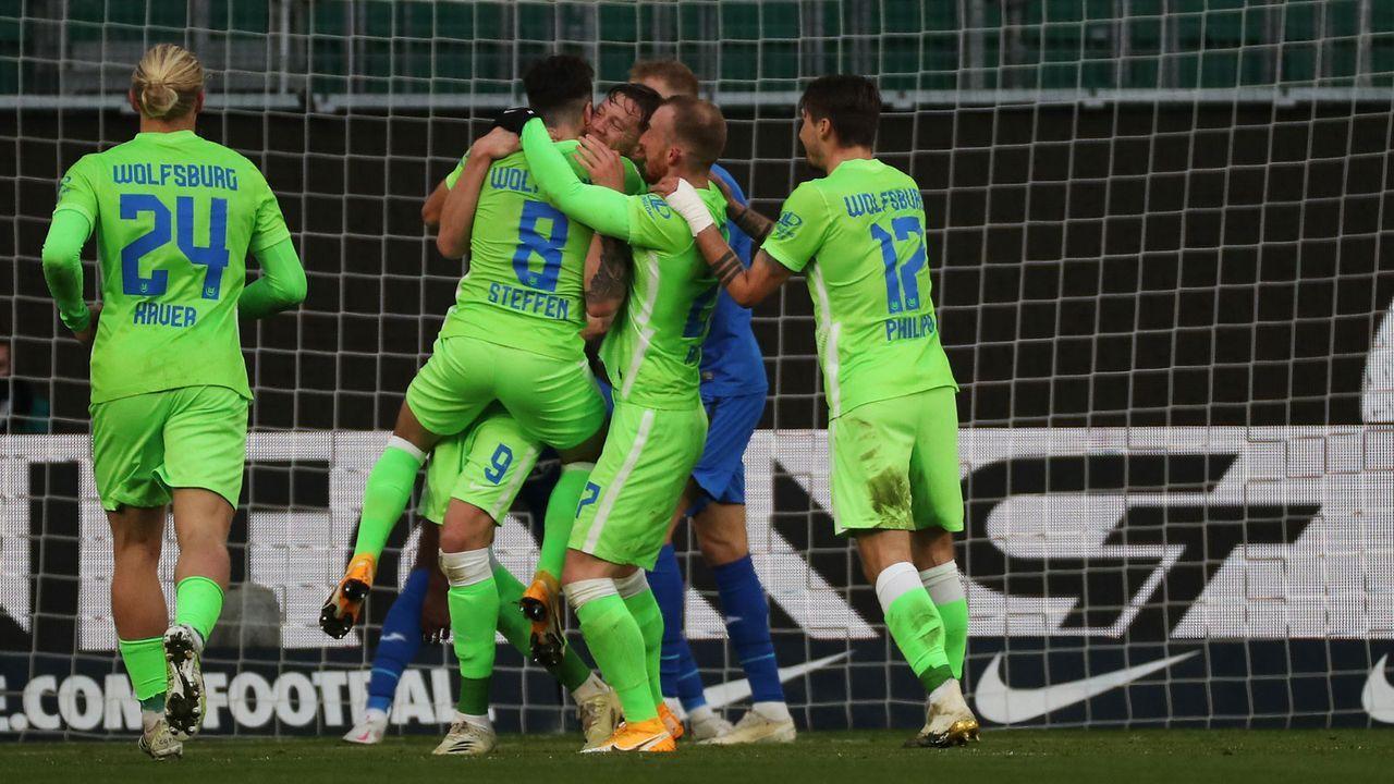 Platz 9: VfL Wolfsburg - Bildquelle: Getty Images