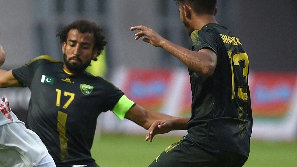 Pakistan wird von der FIFA suspendiert - Bildquelle: AFPSIDARIEF BAGUS