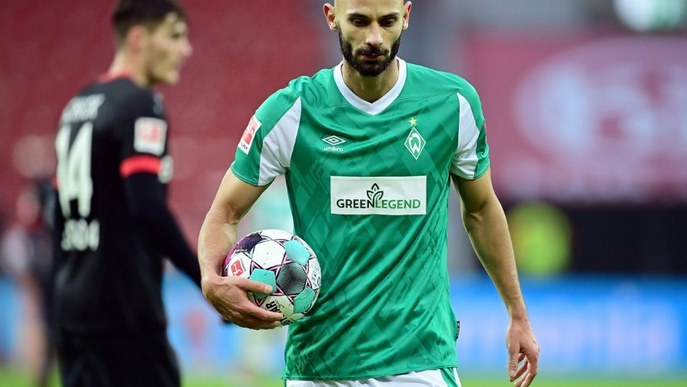Neuer Spielführer bei Werder: Ömer Toprak - Bildquelle: FIROWittersFIROWittersSID