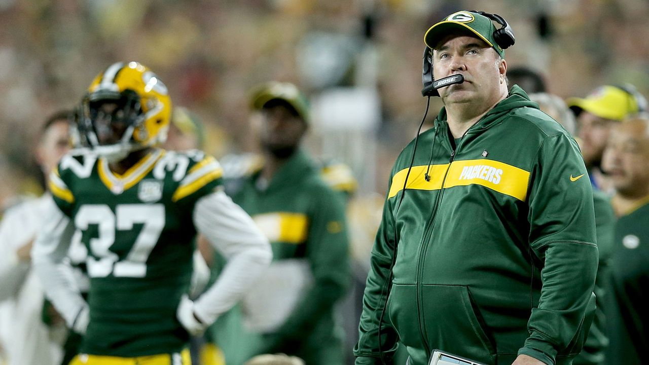 Mike McCarthy (Green Bay Packers) - Bildquelle: 2018 Getty Images