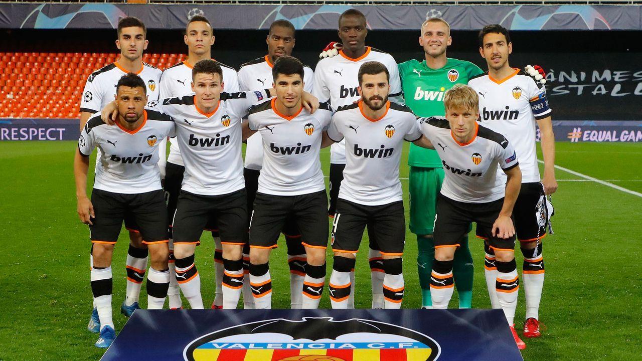 8. FC Valencia - Bildquelle: 2020 UEFA Pool
