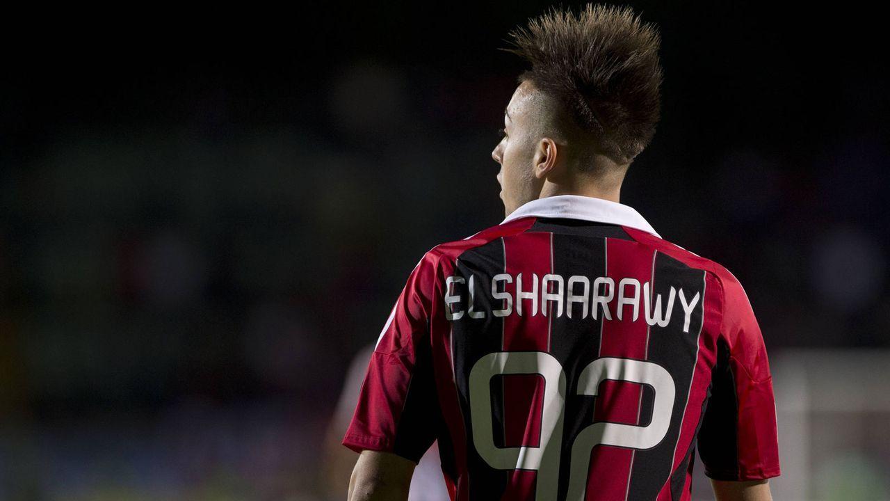 Platz 17: Stephan El Shaarawy (18 Jahre/20,3 Millionen Euro) - Bildquelle: imago sportfotodienst