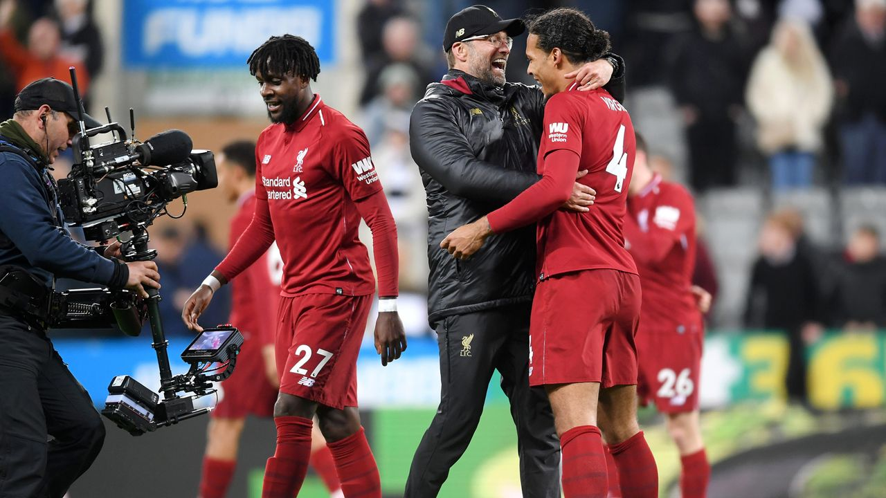 FC Liverpool - Bildquelle: 2019 Getty Images