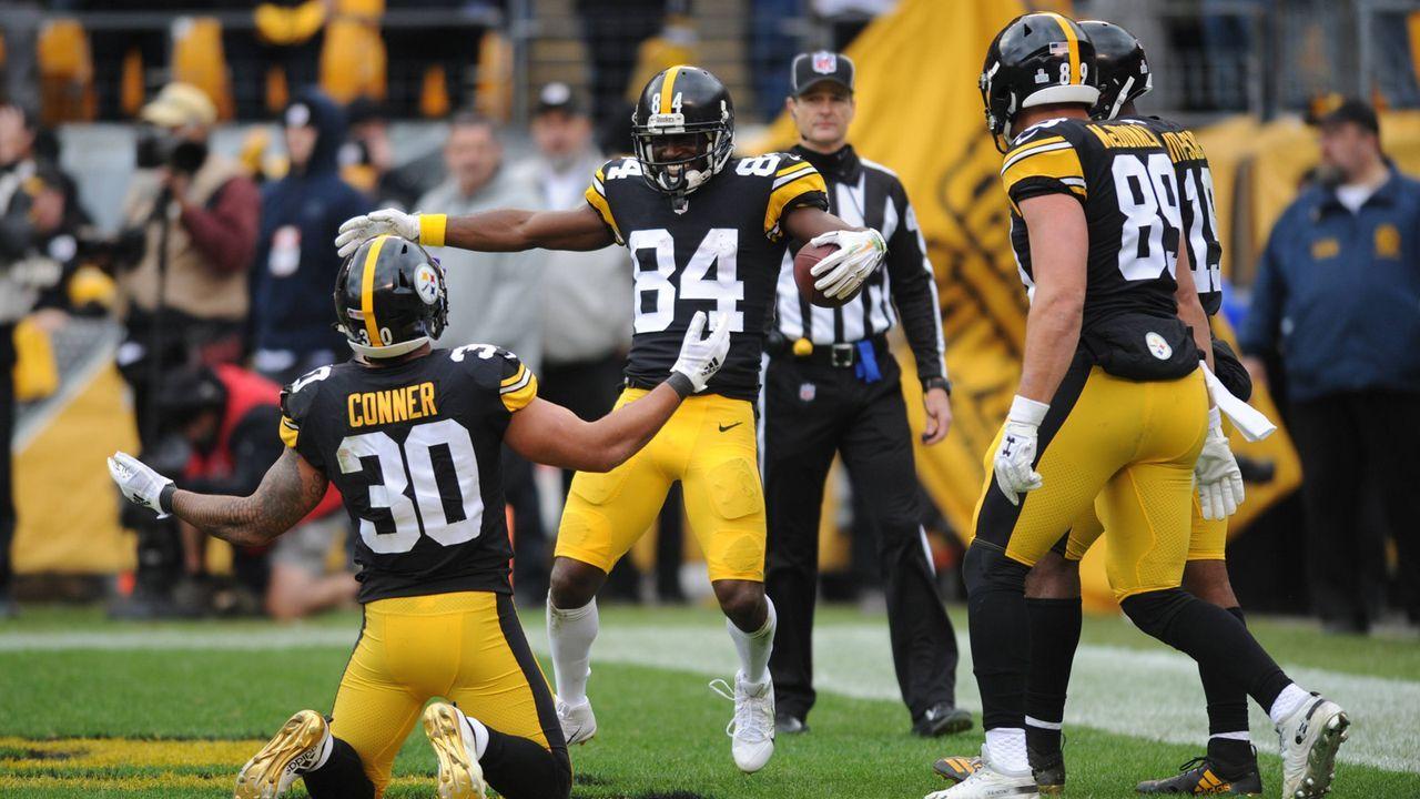 Pittsburgh Steelers - Bildquelle: imago/ZUMA Press