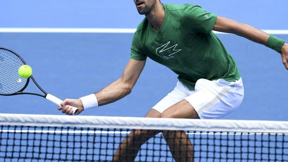 Djokovic nicht nur erfolgreich auf dem Platz - Bildquelle: AFPSIDWILLIAM WEST