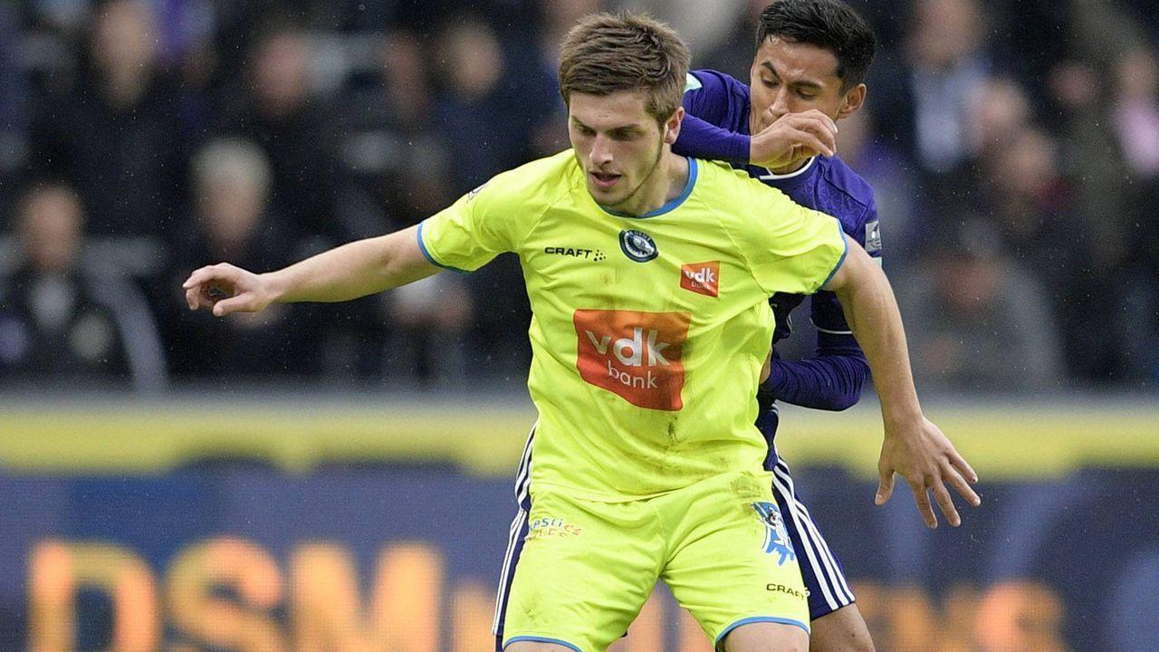 Giorgi Chakvetadze (KAA Gent/Belgien) - 7 Scorerpunkte - Bildquelle: imago/Belga