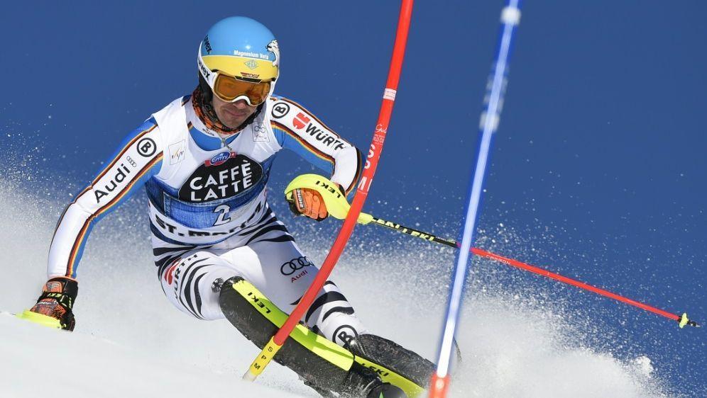Neureuther bestreitet das letzte Rennen seiner Karriere - Bildquelle: AFPSIDFABRICE COFFRINI