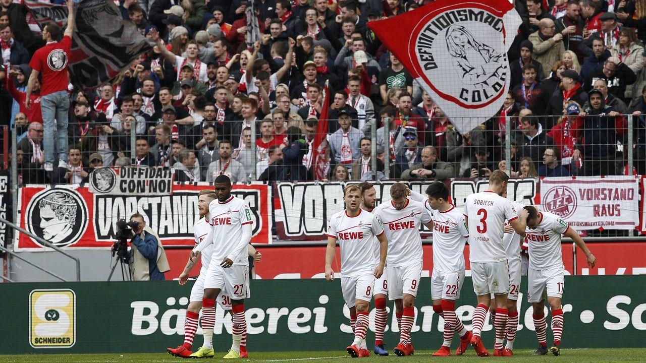 1. FC Köln: Baustellen im Kader - Bildquelle: imago images / Beautiful Sports