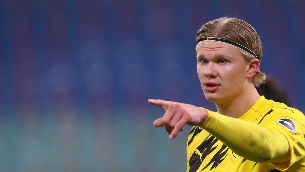 Matthäus ist Fan von Erling Haaland - Bildquelle: AFPPOOLSIDRONNY HARTMANN