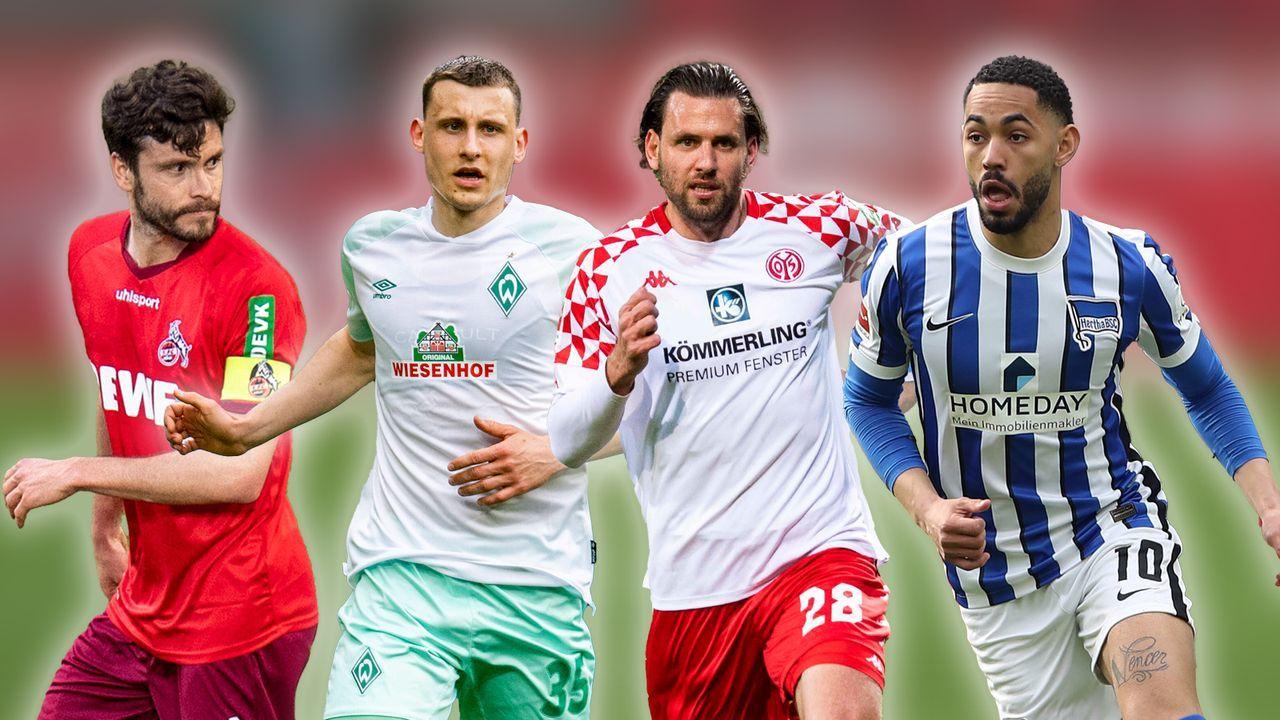 Hertha, Köln, Werder und Co.: Der Abstiegscheck vor dem Bundesliga-Endspurt - Bildquelle: Imago Images