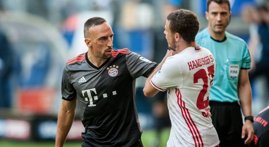 5. Spieltag: Hamburger SV - FC Bayern 0:1 - Bildquelle: imago/Oliver Ruhnke