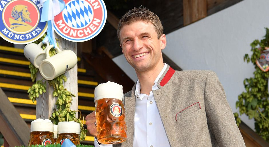 Thomas Müller - Bildquelle: 2017 Getty Images For Paulaner