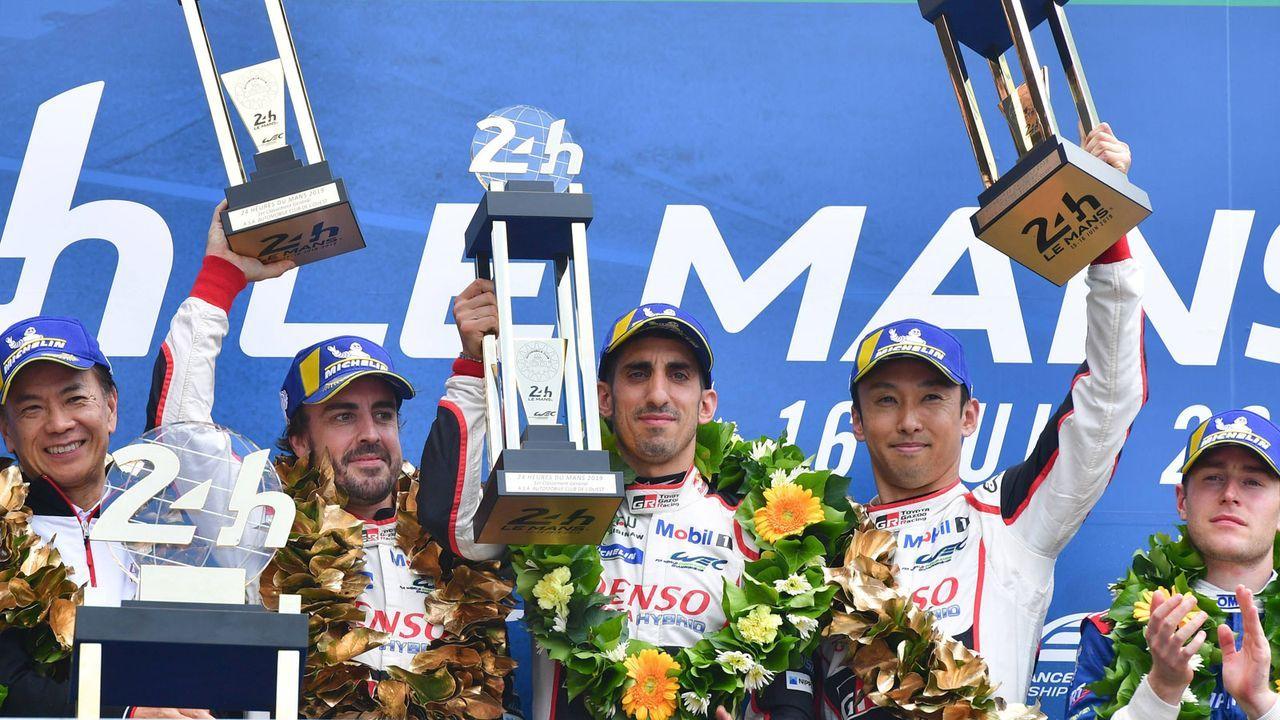 Titelverteidigung in Le Mans - Bildquelle: imago images / PanoramiC