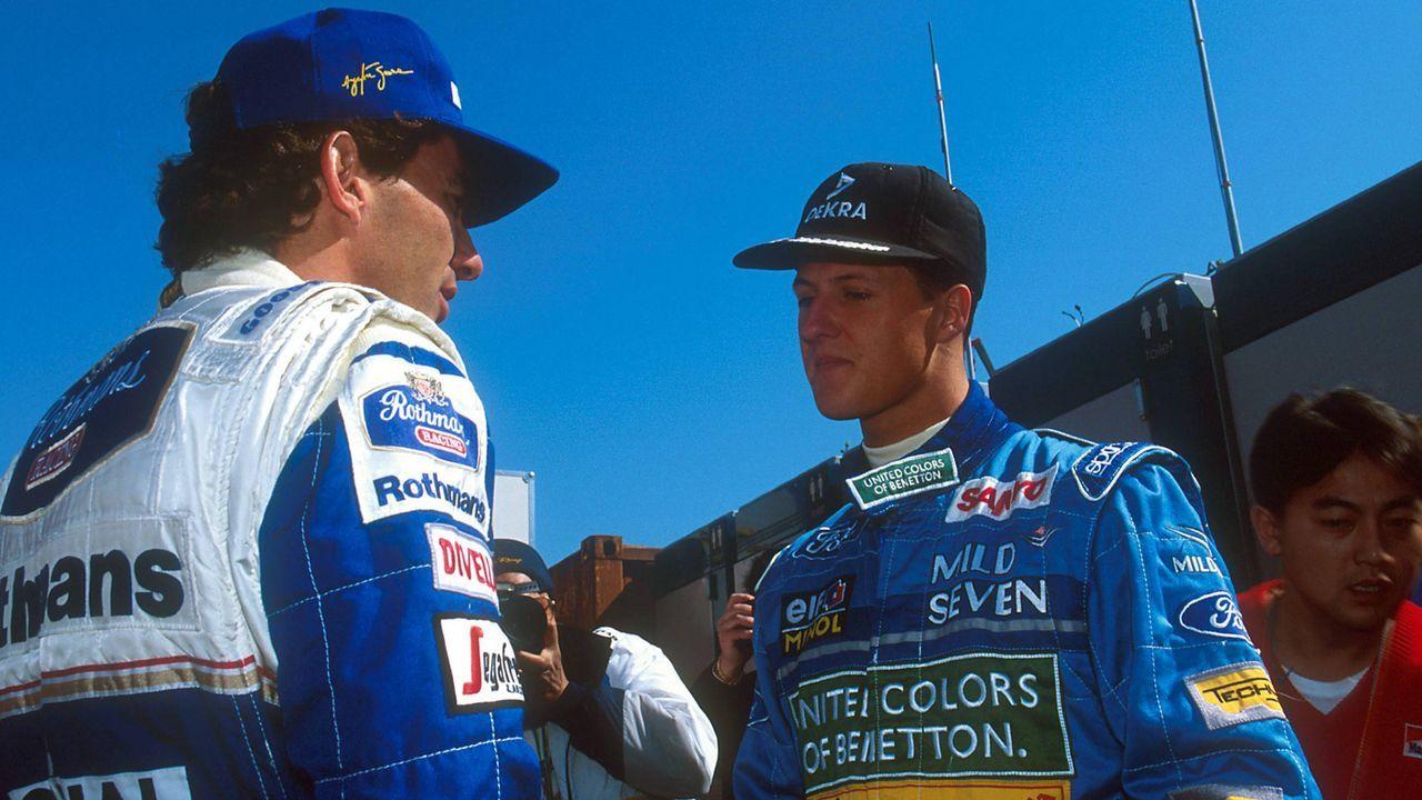Ayrton Senna: Als die Formel 1 ihre Seele verlor - Bildquelle: imago images / Motorsport Images