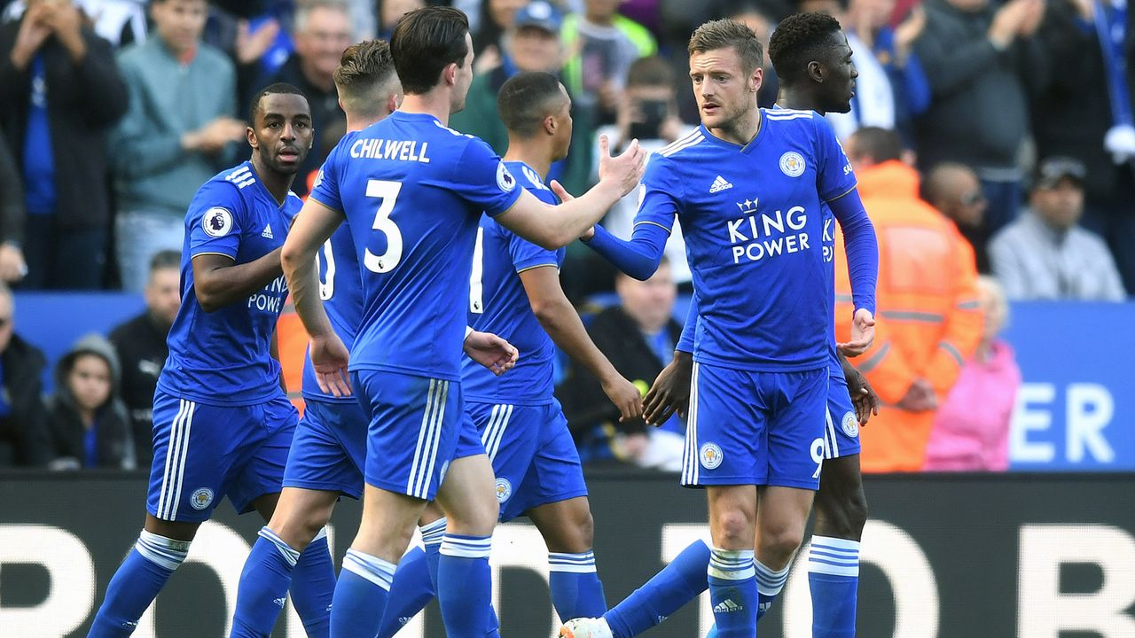 Platz 7 - Leicester City - Bildquelle: 2019 Getty Images