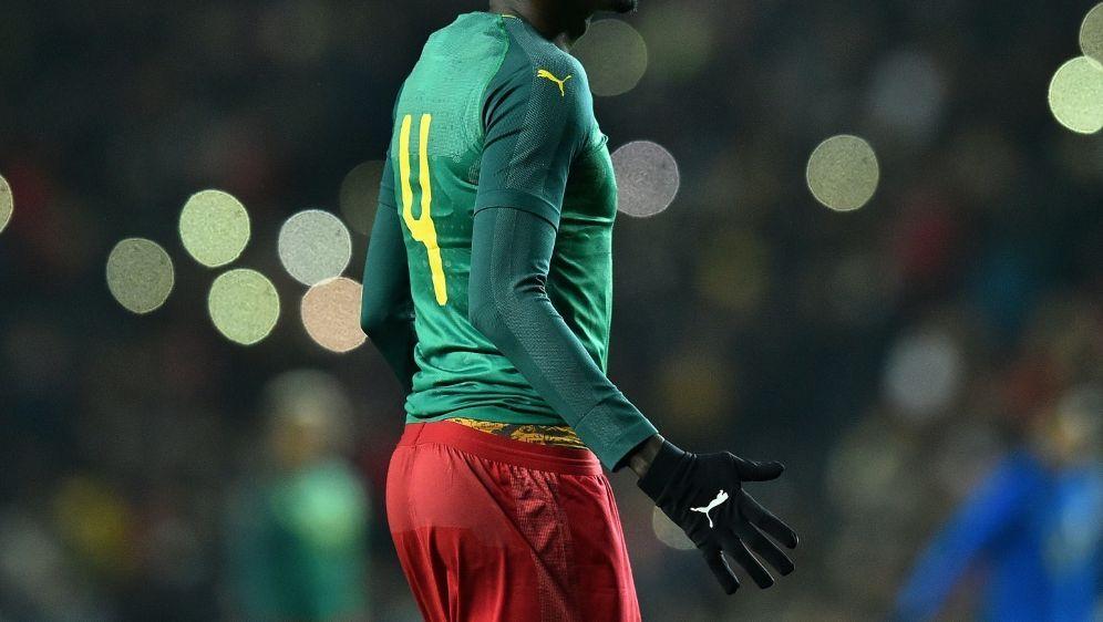 Kamerun startet am Dienstag in den Afrika-Cup - Bildquelle: AFPSIDGLYN KIRK